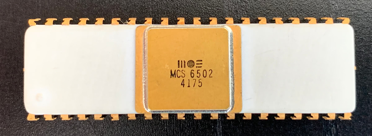 to a C64 – or any 6502-