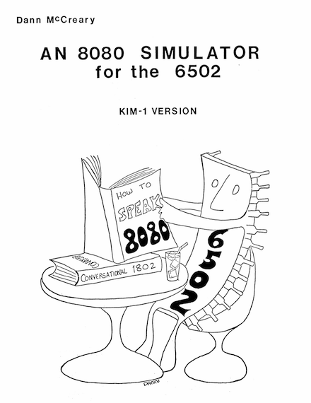 Emulating the Intel 8080 on a MOS 6502 – pagetable com