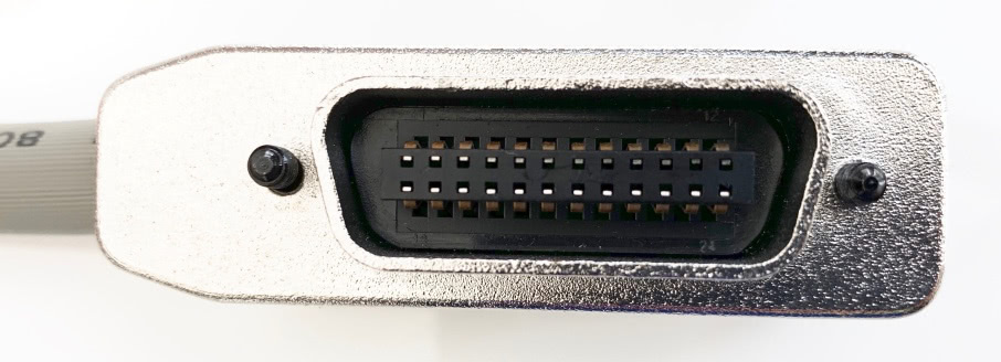 IEEE-488 male connector