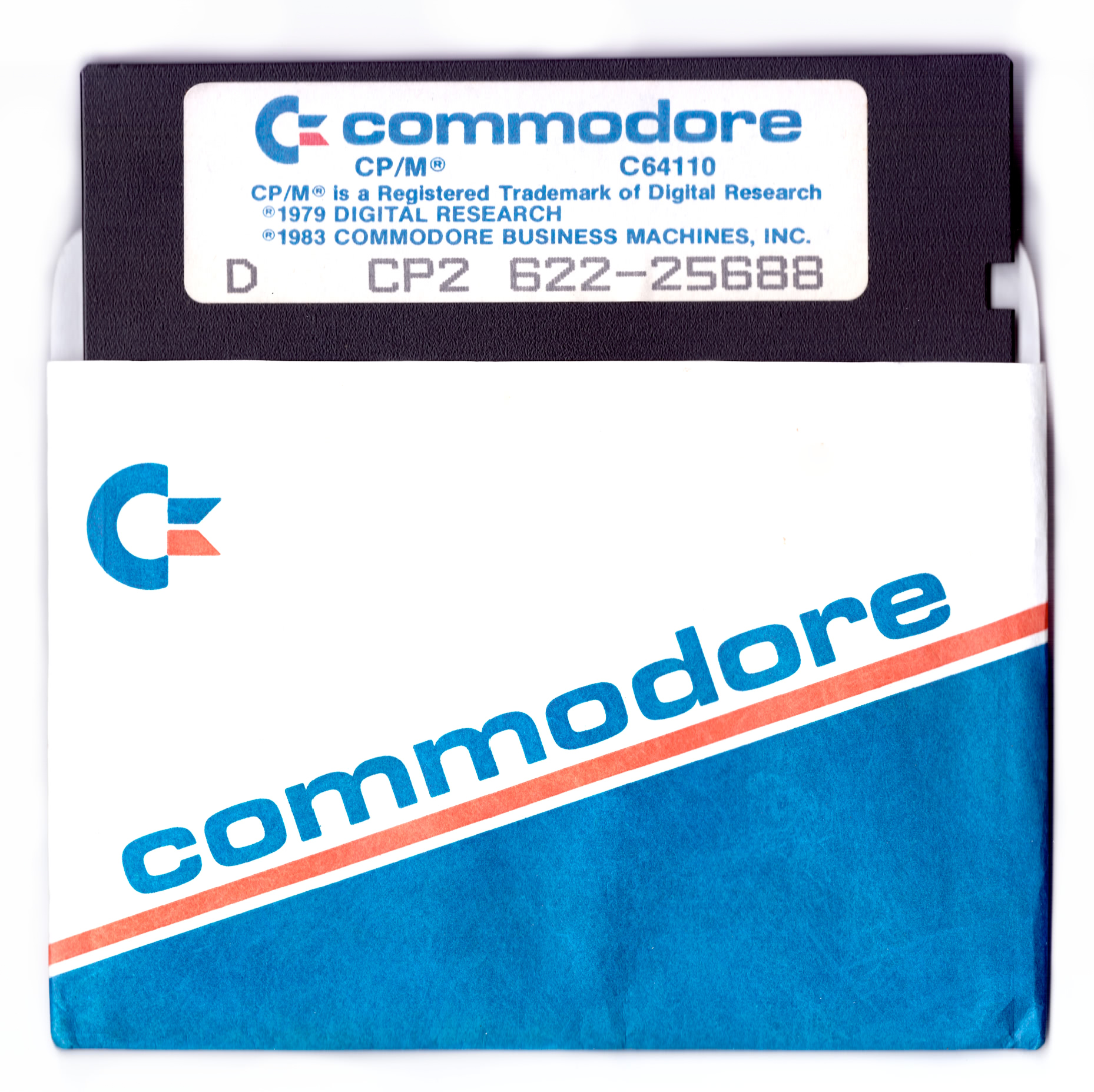 C64 CP/M Cartridge – pagetable com