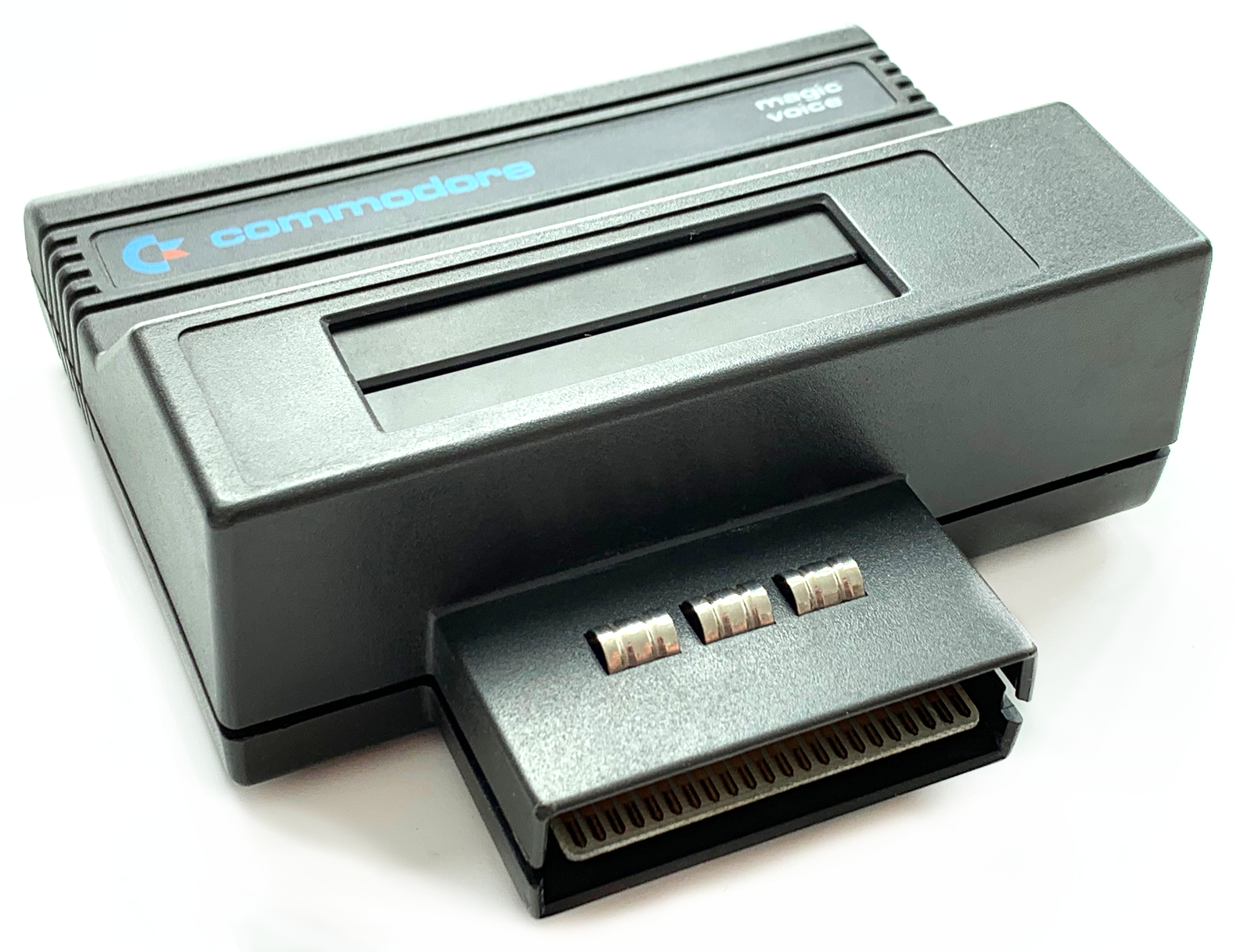 "Commodore ""Magic Voice"" Cartridge for C64 – pagetable.com"